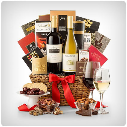 Toast of California Wine Basket