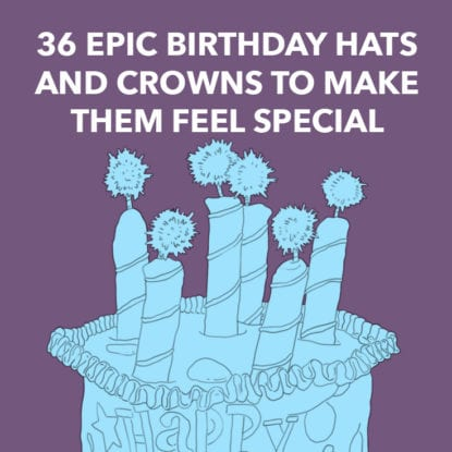 Best Birthday Hats and Crowns