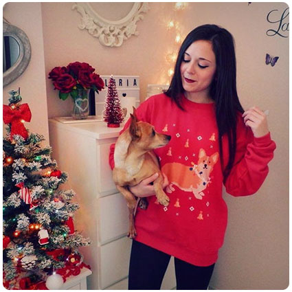 Dog Breed Ugly Christmas Sweaters
