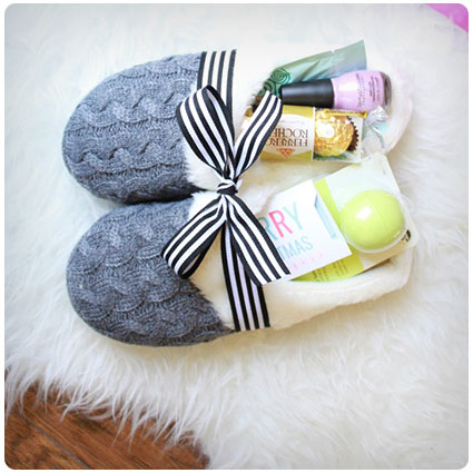Cozy Mom Slipper Gift