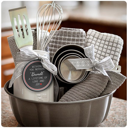 Diy Bundt Gift Basket