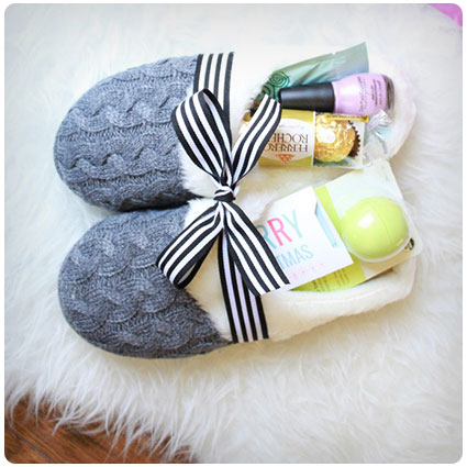 Diy Cozy Slippers
