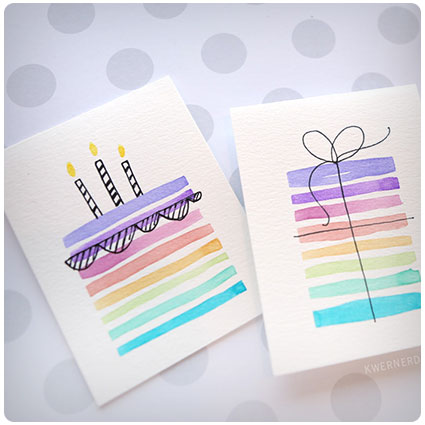 Easy Diy Birthday Cards