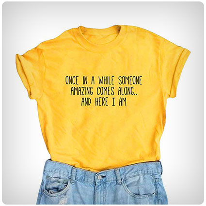 Funny Teen T-Shirt
