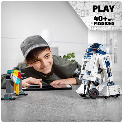 LEGO Star Wars Boost Droid Commander Building Set