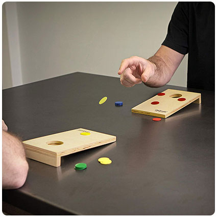 Mini Tabletop Cornhole