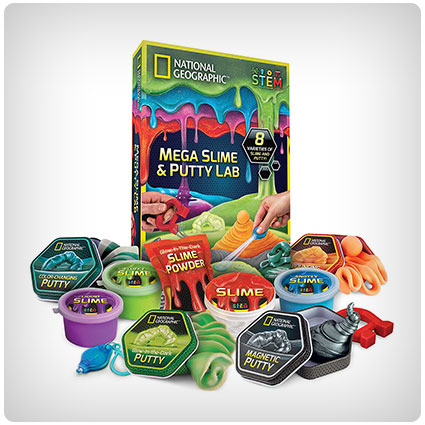NATIONAL GEOGRAPHIC Mega Slime Kit