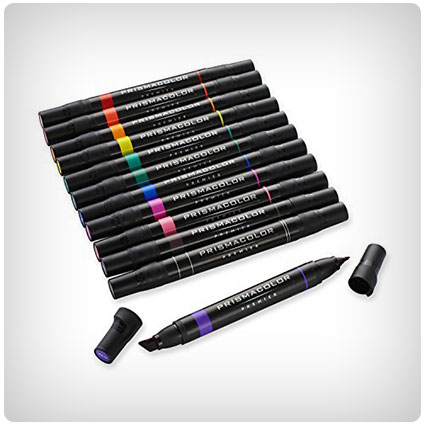 Prismacolor Double-Ended Art Markers