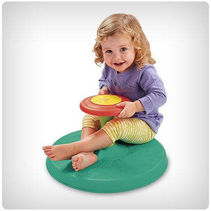 Sit n Spin Classic Spinning Toy