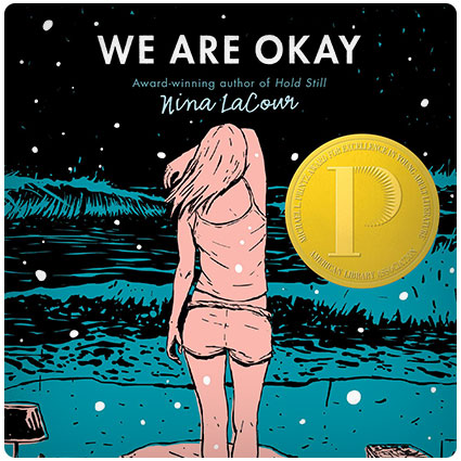 We Are Okay Book