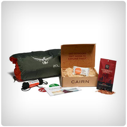 Cairn Outdoor Gear Subscription Box