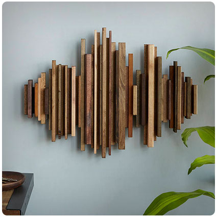 Custom Song Wall Sculpture