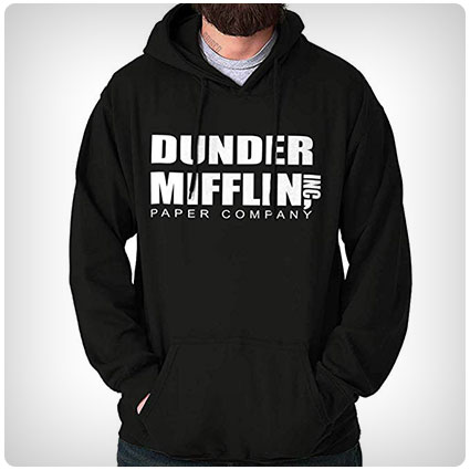 Dunder Mifflin Paper Company Hoodie