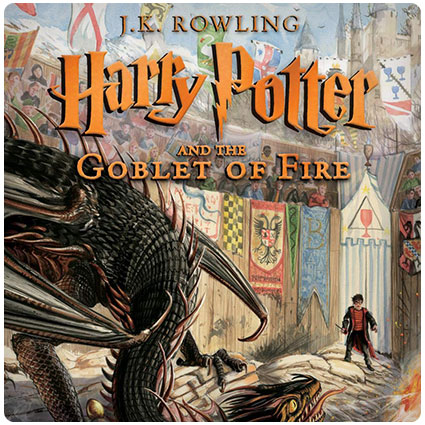 Harry Potter and the Goblet of Fire Illustrated Edition