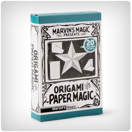 Origami Paper Magic Kit