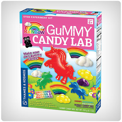 Thames & Kosmos Rainbow Gummy Candy Lab