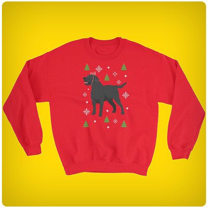 Ugly Christmas Sweaters for Dog Lovers