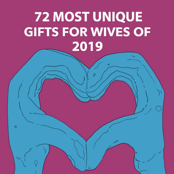 unique gifts for wife