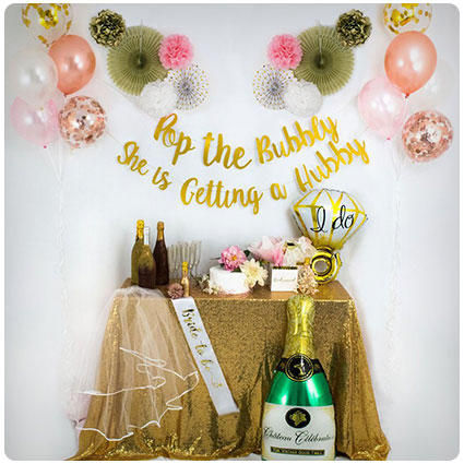 Bachelorette Party Classy Decoration Kit