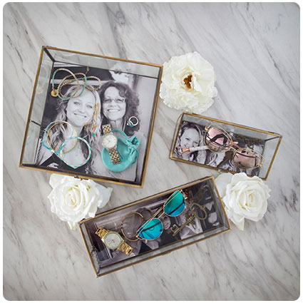 Diy Photo Lined Jewelry Boxes