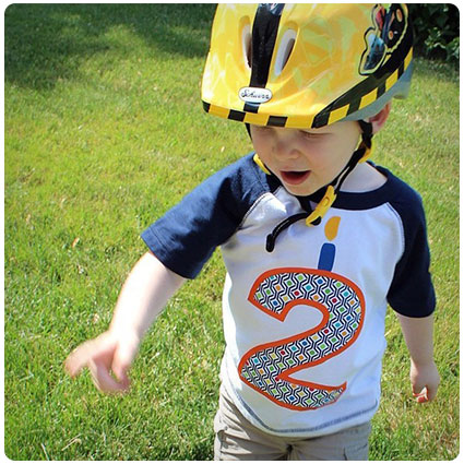 Diy Toddler Boy Birthday T-Shirt