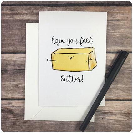 funny mental health card depression cards get well soon card mental health cards Funny encouragement cards