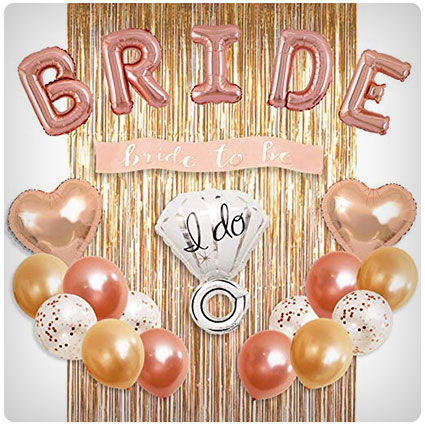 PragmaLOV Bachelorette Party Decorations