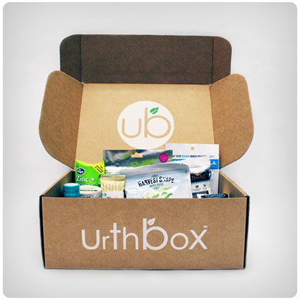 UrthBox Healthy Snack Subscription Box