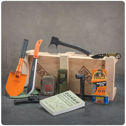 Zombie Annihilation Gift Crate