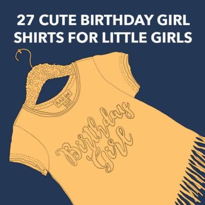 birthday girl shirts for kids