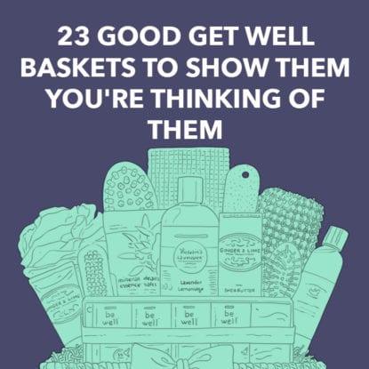 get well baskets