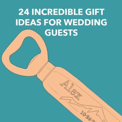 wedding gifts for guests
