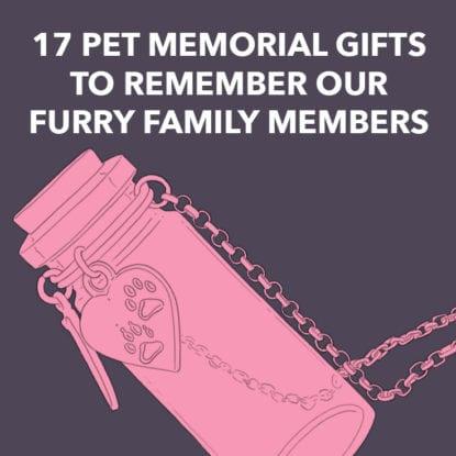 pet memorial gifts