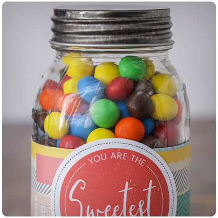 You Are the Sweetest Nurse Ever Candy Jar