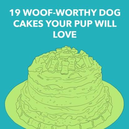 Dog Cakes