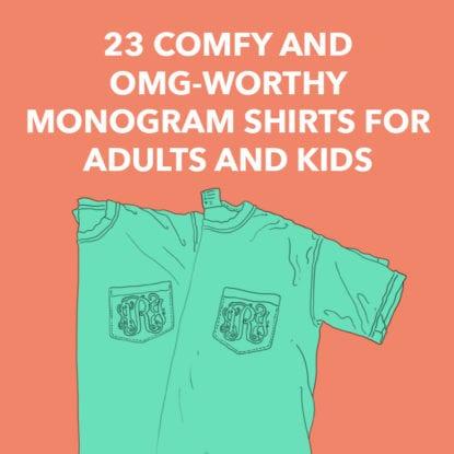 Monogram Shirts