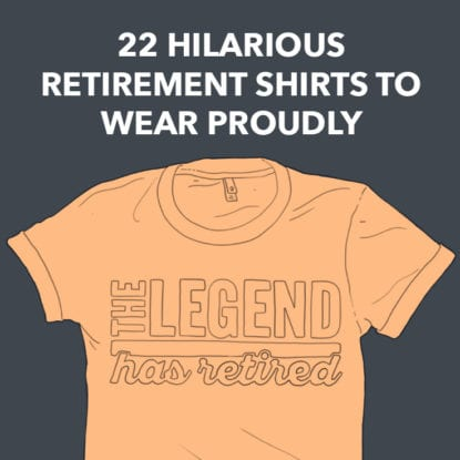 Retirement Shirts