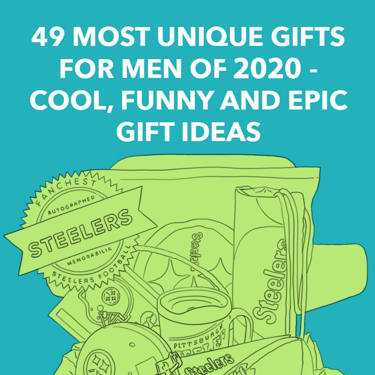 49 Most Unique Gifts For Men Of 2020 Great Gift Ideas For Him Dodo Burd