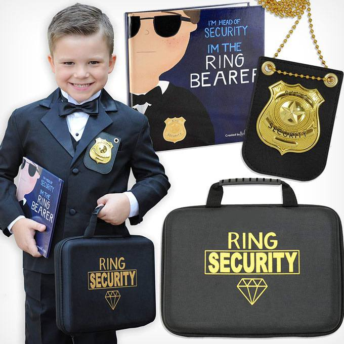 Ring Security Gift Set