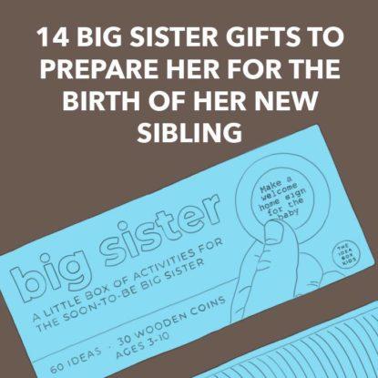 Big Sister Gifts