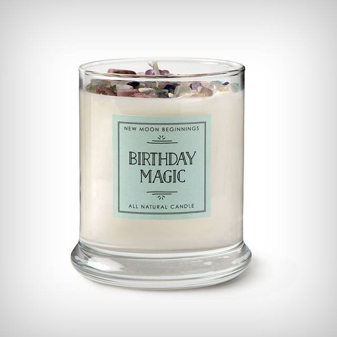 Birthday Wish Candle