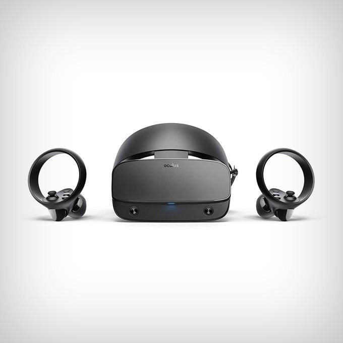 Oculus Rift VR Gaming Headset