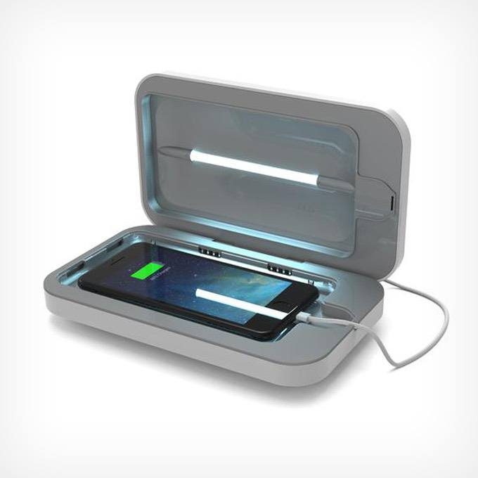 PhoneSoap UV Phone Sanitizer