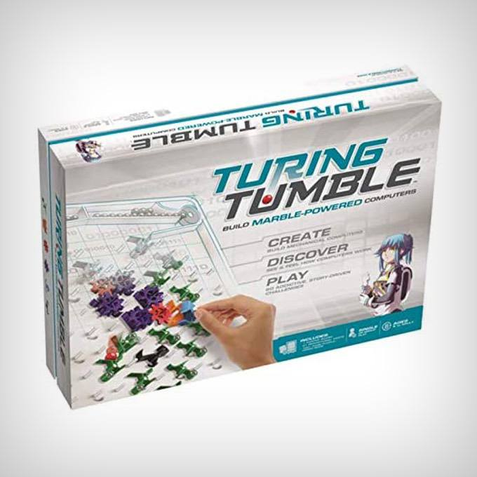 Turing Tumble Marble-Powered Computer Kits