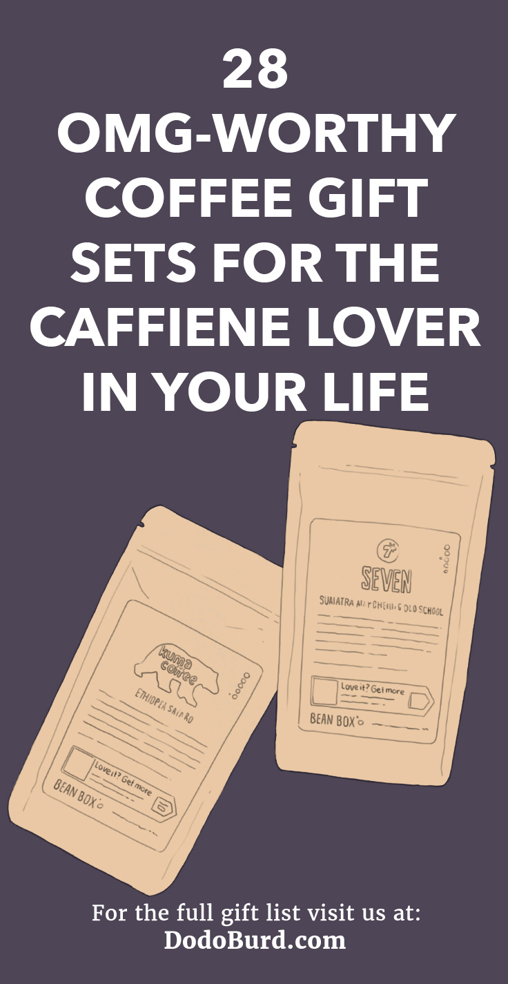 28 OMG-worthy Coffee Gift Sets for the Caffeine Lover In Your Life