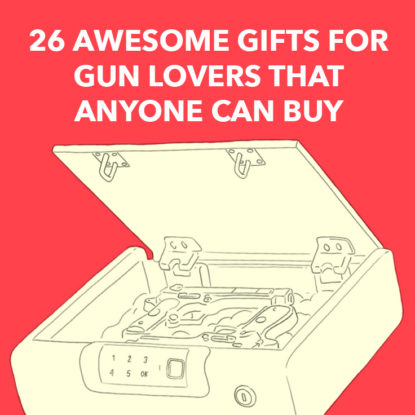 Gifts For Gun Lovers