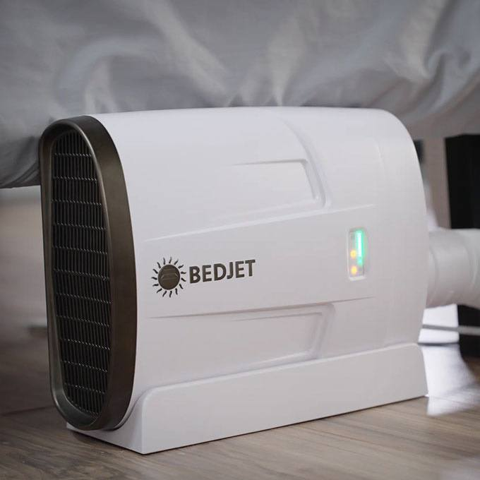 BedJet Cooling and Warming Sleep System for Couples