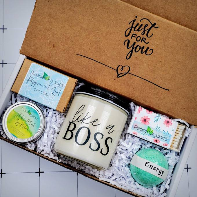 Like a Boss Self Care Gift Box