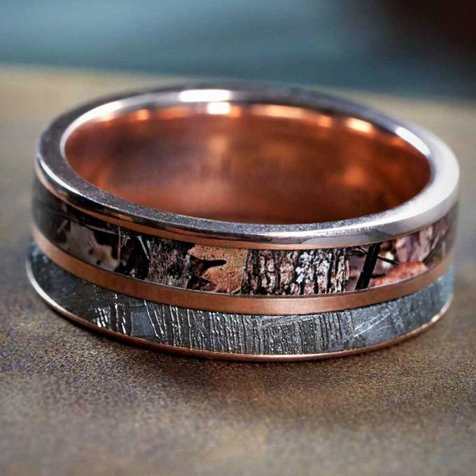 Manly Bands Rings for Men