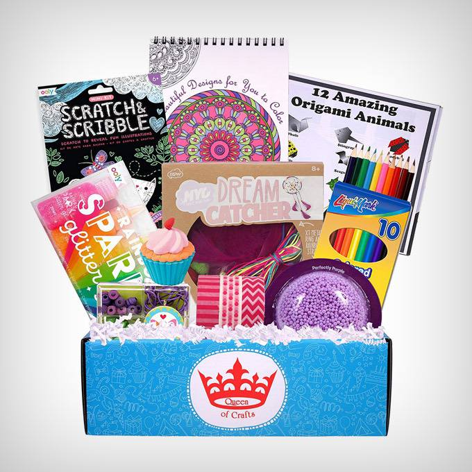 Queen of Crafts Gift Box